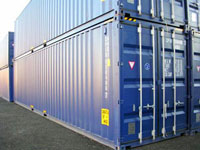 Sale & Leasing of Secondhand Containers